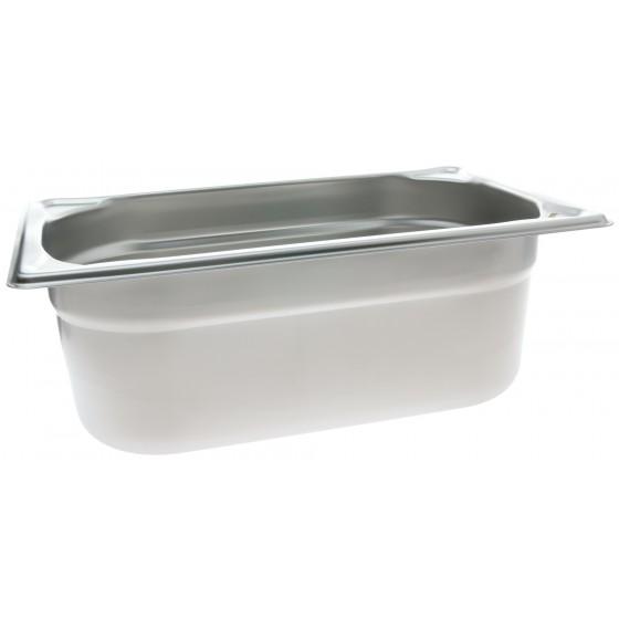 Blanco Edelstahl-Behälter GN 1/4-100 2,2 l