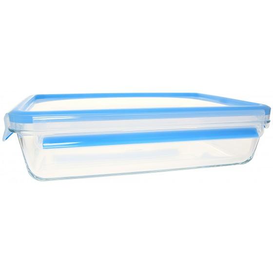 Emsa Clip & Close Frischhaltedose Glas 2,0 l