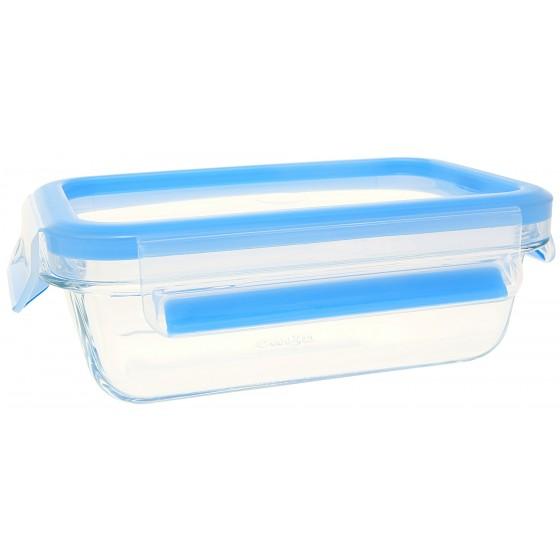Emsa Clip & Close Frischhaltedose Glas 0,5 l
