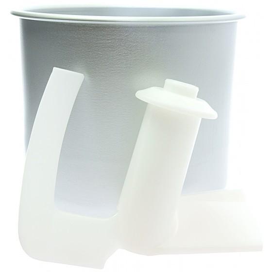 Nemox Eisbehälter mit Mischer 0005500005 für Gelato Pro und Gelatissimo