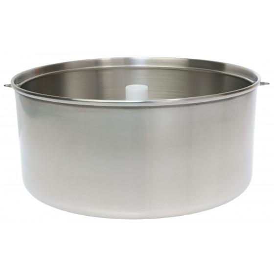 Unold Eisbehälter 4887040 für Eismaschine Profi 48870 und Exklusiv 48872
