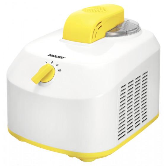 Unold Gourmet 48856 Eismaschine mit Kompressor