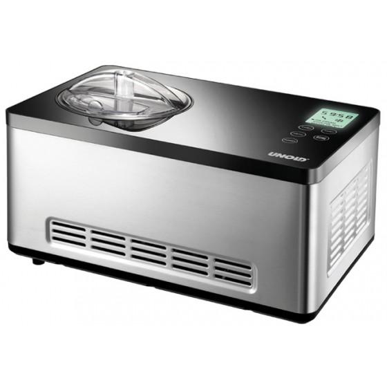 Unold Gusto 48845 Eismaschine mit Kompressor