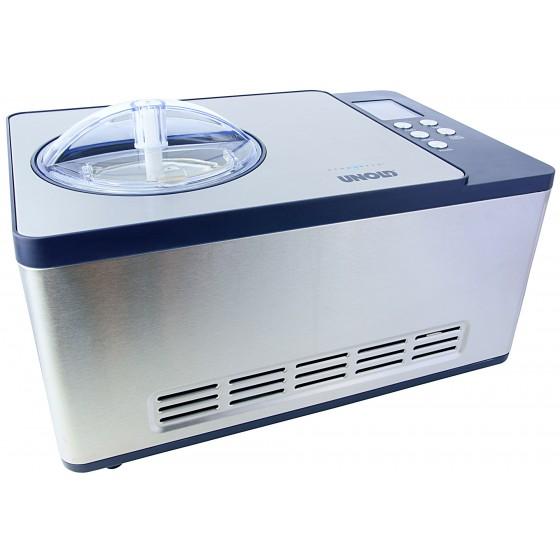 Unold Schuhbeck Exklusiv 48818 Eismaschine mit Kompressor