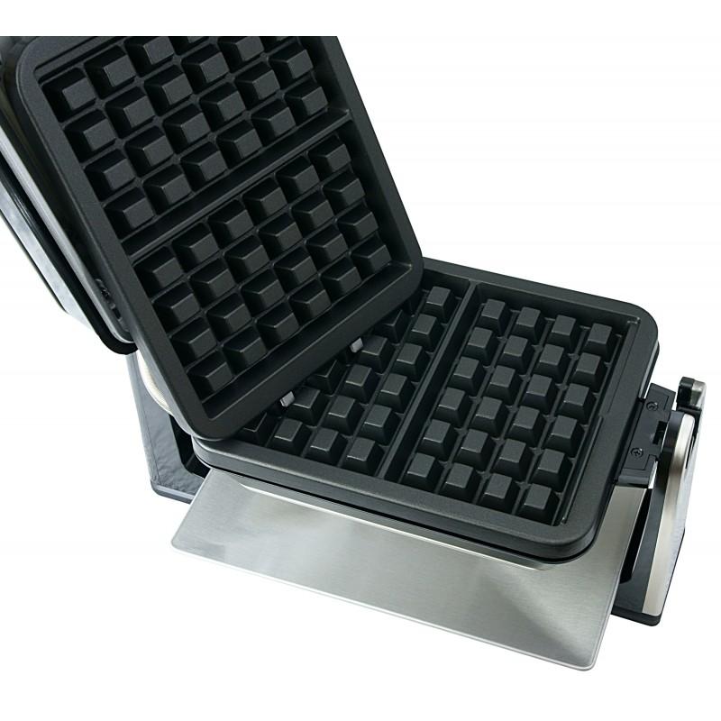 krups fdd95d waffeleisen mit herausnehmbaren platten. Black Bedroom Furniture Sets. Home Design Ideas