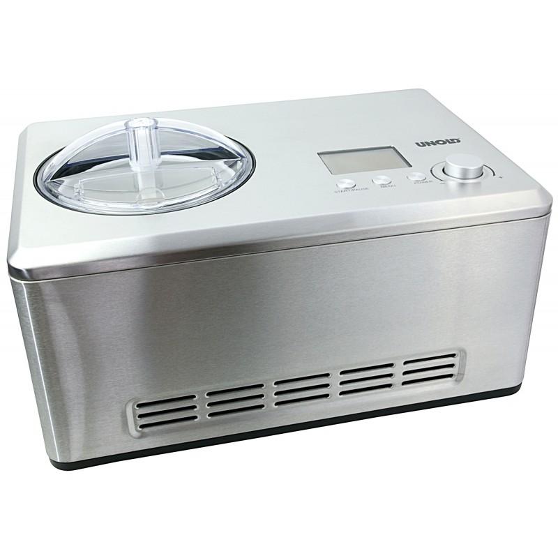 Neu Unold Eisbehälter Edelstahl 4884540 für Gusto /& Nobile /& Gourmet