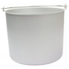 Unold Eisbehälter Aluminium 4884510 für Gusto & Nobile