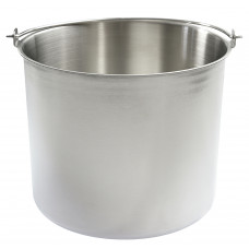 Unold Eisbehälter Edelstahl 4884540 für Gusto & Nobile & Gourmet