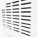 Kühlöffnungen der Nemox Gelato Pro 1700 Up Weiß